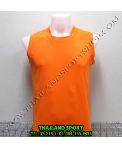 เสื้อกีฬา แขนกุด หมี คูล MHEE COOL รุ่น Pro (สีส้ม O)