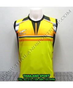 เสื้อกีฬา แขนกุด ซิลเวอร์ ZERLVER รุ่น A2009 (สีเหลือง Y)
