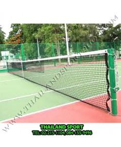 ตาข่าย เน็ต เทนนิส CHADA รุ่น แข่งขัน (ขนาด ยาว 12.60 m. x กว้าง 1.00 m.)