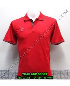 เสื้อโปโล กีฬา VERSUS รุ่น V-P004 (สีแดง R)