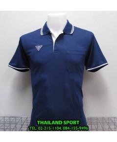 เสื้อโปโล กีฬา VERSUS รุ่น V-P004 (สีกรม N)