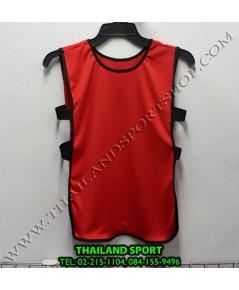 เสื้อเอี๊ยม เด็ก SKY STAR รุ่น SA-009 (สีแดง) แบบมียางยืด