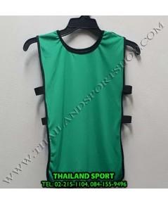 เสื้อเอี๊ยม เด็ก SKY STAR รุ่น SA-009 (สีเขียว) แบบมียางยืด