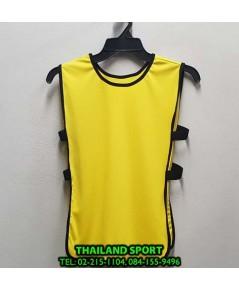 เสื้อเอี๊ยม เด็ก SKY STAR รุ่น SA-009 (สีเหลือง) แบบมียางยืด