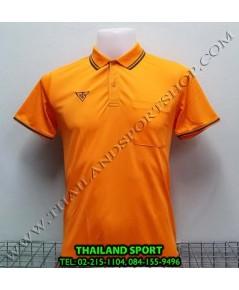 เสื้อโปโล กีฬา VERSUS รุ่น V-P004 (สีส้ม)