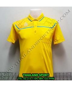 เสื้อ POLO อีโก้ EGO SPORT รุ่น EG 6139 (สีเหลือง) MAN