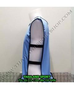 เสื้อเอี๊ยม SKY STAR รุ่น SA-009 (สีฟ้า) แบบมียางยืด