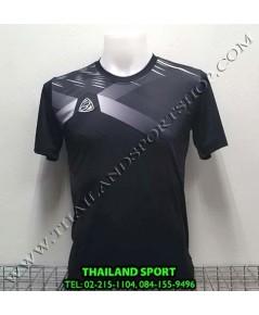 เสื้อ อีโก้ EGO SPORT รุ่น EG-5116 (สีดำ) พิมพ์ลาย