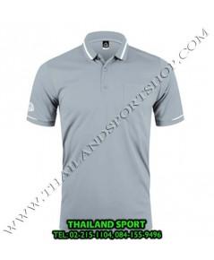 เสื้อ POLO กีฬา อีโก้ EGO SPORT รุ่น EG 6147 (สีเทาเปียกปูน) MAN