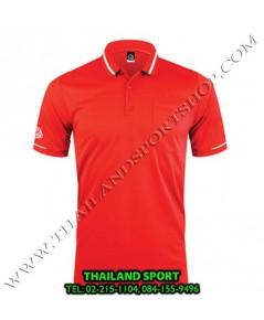 เสื้อ POLO กีฬา อีโก้ EGO SPORT รุ่น EG 6147 (สีแดง) MAN