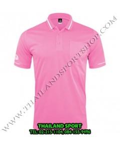 เสื้อ POLO กีฬา อีโก้ EGO SPORT รุ่น EG 6147 (สีชมพู) MAN
