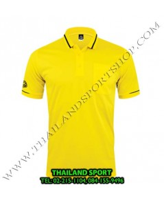 เสื้อ POLO กีฬา อีโก้ EGO SPORT รุ่น EG 6147 (สีเหลือง) MAN