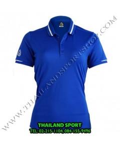เสื้อ POLO กีฬา อีโก้ EGO SPORT รุ่น EG 6148 (สีน้ำเงิน) WOMEN