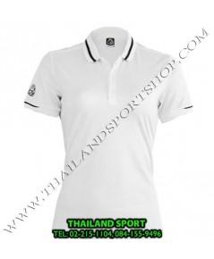 เสื้อ POLO กีฬา อีโก้ EGO SPORT รุ่น EG 6148 (สีขาว) WOMEN