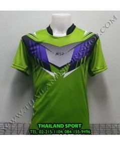 เสื้อกีฬา NAP SPORT รุ่น 16 (สีเขียว) พิมพ์ลาย