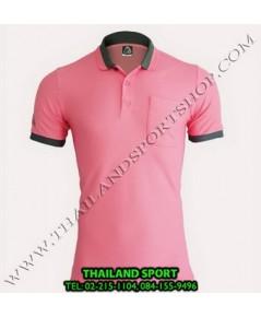 เสื้อ POLO SHIRT อีโก้ EGO SPORT รุ่น EG 6147 (สีชมพู) MAN