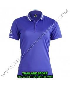 เสื้อ POLO SHIRT อีโก้ EGO SPORT รุ่น EG 6152 (สีม่วง) WOMEN