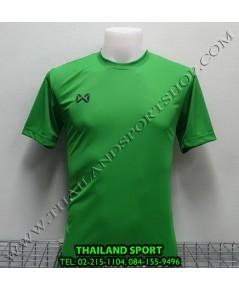 เสื้อกีฬา วอริค WARRIX รหัส WA 1559 (สีเขียว GG)
