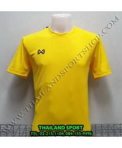 เสื้อกีฬา วอริค WARRIX รหัส WA 1559 (สีเหลือง YY)