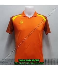 เสื้อกีฬา อีโก้ EGO SPORT รหัส EG 5124 (สีส้มแสด) คอปก