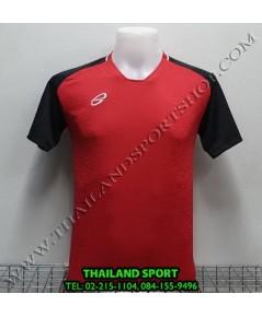 เสื้อกีฬา อีโก้ EGO SPORT รหัส EG 5126 (สีแดง)  ผ้าทอลาย camo