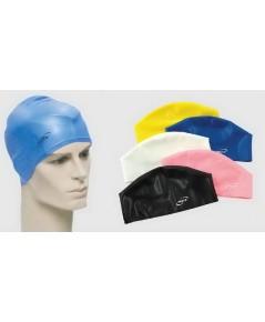 หมวกว่ายน้ำ f.b.t. รุ่น 007 (a,w, p, b, y)