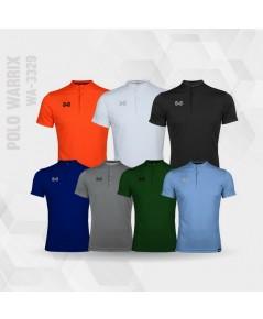 เสื้อโปโลกีฬา คอจีน  POLO วอริกซ์ WARRIX รุ่น WA-3329 (.....)