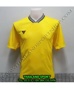 เสื้อกีฬา เวอร์ซูส VERSUS รุ่น VA-1102 (สีเหลือง YB) พิมพ์ลาย