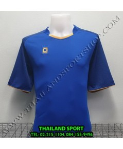 เสื้อกีฬา ออฟชั่น OPTION รุ่น OPA1002 (สีน้ำเงิน BB)