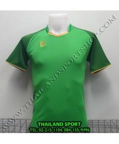 เสื้อกีฬา ออฟชั่น OPTION รุ่น OPA1002 (สีเขียว GG)