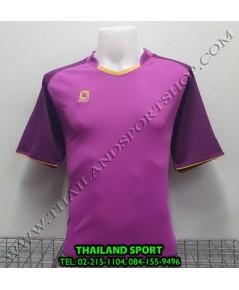 เสื้อกีฬา ออฟชั่น OPTION รุ่น OPA1002 (สีม่วง VV)