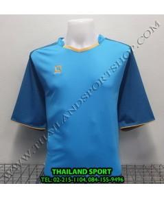 เสื้อกีฬา ออฟชั่น OPTION รุ่น OPA1002 (สีฟ้า LL)