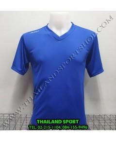 เสื้อกีฬาสี สีล้วน MATADOR MD-101 (สีน้ำเงิน)
