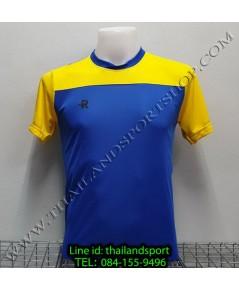 เสื้อกีฬา อพอลโล่ apollo รุ่น 2020 (สีน้ำเงิน) ตัดต่อ