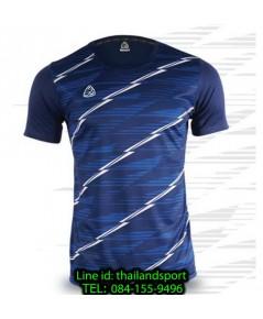 เสื้อ อีโก้ ego sport รหัส eg-5130 (สีกรม) พิมพ์ลาย