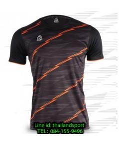 เสื้อ อีโก้ ego sport รหัส eg-5130 (สีดำ) พิมพ์ลาย