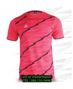 เสื้อ อีโก้ ego sport รหัส eg-5130 (สีชมพูสะท้อน) พิมพ์ลาย
