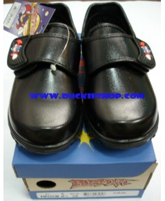 รองเท้านักเรียนเด็กเล็ก (ชาย) POPMAN เบอร์ 25, 26