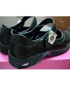 รองเท้านักเรียนเด็กเล็ก (หญิง) POPTEEN เบอร์ 27,28,29