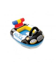 ห่วงยางว่ายน้ำสอดขา KIDDLE FLOAT ลาย รถตำรวจ by INTEX
