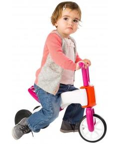 จักรยานทรงตัว รุ่น BunZi สำหรับ 1-3 ขวบ (สีชมพู) ยี่ห้อ Chillafish