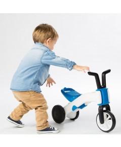จักรยานทรงตัว รุ่น BunZi สำหรับ 1-3 ขวบ (สีฟ้า) ยี่ห้อ Chillafish
