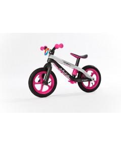 จักรยานทรงตัว รุ่น BmxIE สำหรับ 3-5 ขวบ (สีชมพู) ยี่ห้อ Chillafish