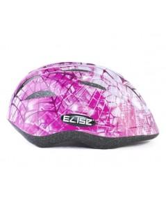 หมวกกันน๊อคเด็ก สำหรับใส่ป้องกันศรีษะเด็ก (ลายสีชมพู) แบรนด์ ELISE KID