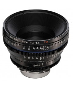 Zeiss Compact Prime CP.2 50mm/T1.5 Super Speed PL , E , E (Nex) Mount with Imperial Markings