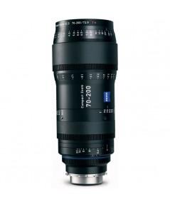 Zeiss 70-200mm T2.9 Compact Zoom CZ.2 Lens (PL ,EF , E (Nex) Mount)