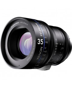 Schneider Xenon FF 35mm T2.1 Lens with ARRI PL , E , E (Nex)Mount