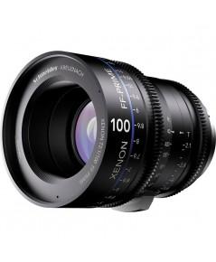 Schneider Xenon FF 100 mm T2.1 Lens with ARRI PL , E , E (Nex) Mount