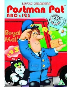 Postman Pat\'s ABC and 123
