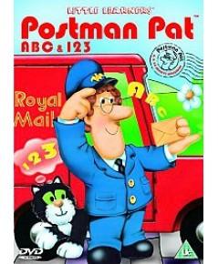 Postman Pat\'s ABC and 123